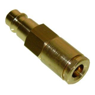 Füllstutzen für Druckluft Spraydose mit Stecknippel NW7,2