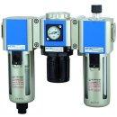 Druckluft Filter Öler Druckregler Druckminderer...