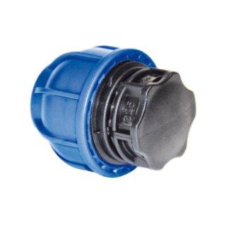 Druckluftleitung Verschluss Stopfen / Endkappe