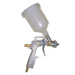Farbspritzpistole mit Kunststoff Fließbecher