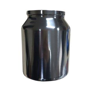 Saugbecher Alu für1 Liter Inhalt