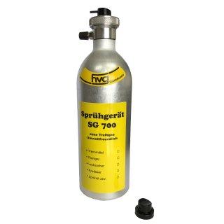 Druckluft Spraydose Sprühdose wiederbefüllbar