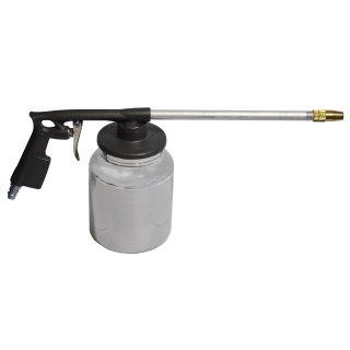 Druckluft Sprühpistole mit Alubecher