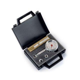 Flaig Reifendruckmessgerät mit Reifenprofiltiefenmesser mit Ablass