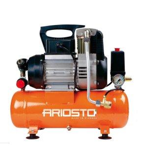 Mini Hochleistungskompressor Kompressor klein Ariosto 9 bar Dauerlauf geeignet