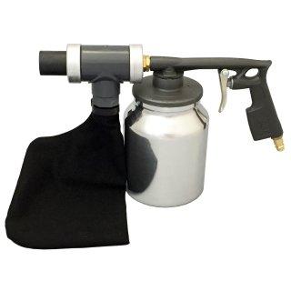 Sandstrahlgerät mit Rückgewinnung Sandstrahlen Sandstrahlpistole