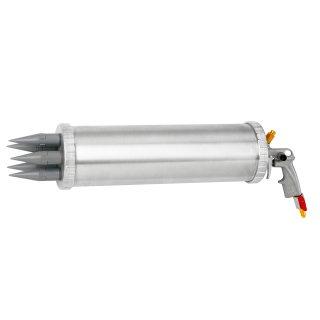 Druckluft Baitgun Boiliegun Boiliespritze Boilies 4,5KG